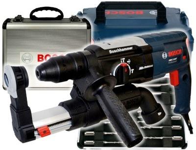 МОЛОТОК GBH 2 -28 F Bosch + ОТСАСЫВАТЕЛЬ GDE 16 + навесное ОБОРУДОВАНИЕ