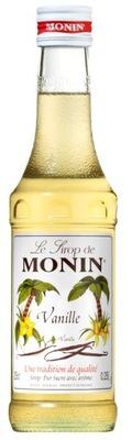 сироп вкусовой Monin Ванильный 250 мл для кофе