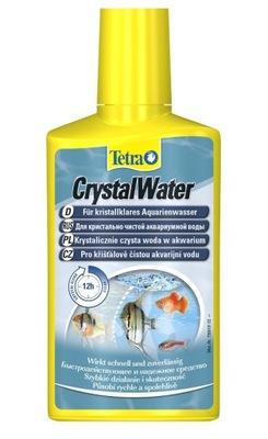 Тетра CrystalWater 100мл  ВОДУ аквариум