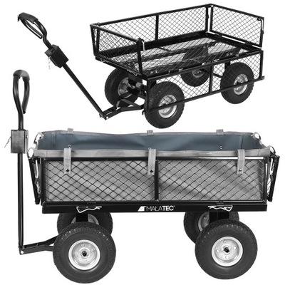 коляска садовый Транспортный Nieprzebijalne ПУ Колеса