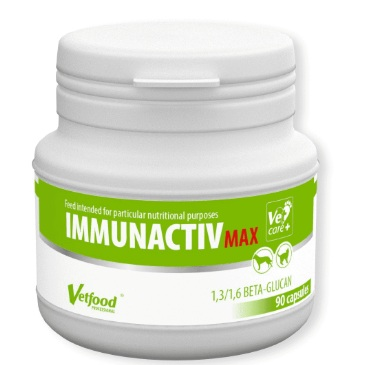 Vetfood Immunactiv МАКС 90 капсул