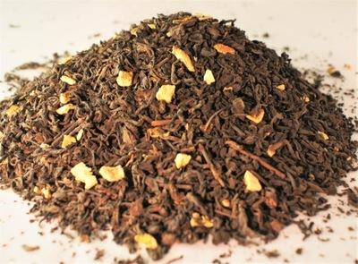 чай красная PU-ERH апельсиновое 1кг на диете!