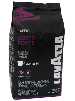 кофе в зернах Lavazza Expert Gusto Forte