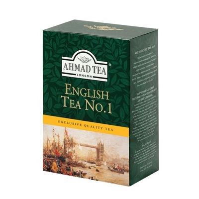 чай черная Ahmad No 1 рассыпчатая 250 г Отлично
