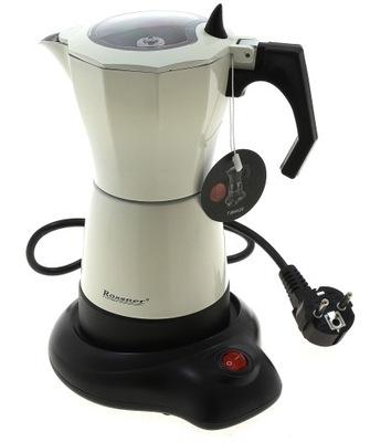 ROSSNER Кофеварка электрическая 6F 300 мл Кофе Кофе