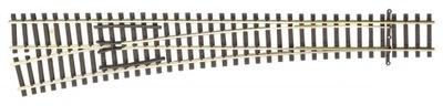 Кроссовер EW3 12  . левый, масштаб ТТ, Tillig 83342