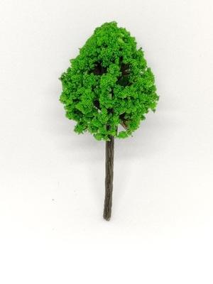 Дерево дерево на макет 60 мм 1 :87 H0 н. Н.
