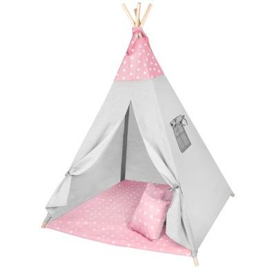 Домик Палатка для Детей tipi Вигвам Окно, Подушки