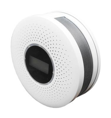 Senzor je Čad a Dym, Oxid Uhoľnatý, CO detektor, LCD