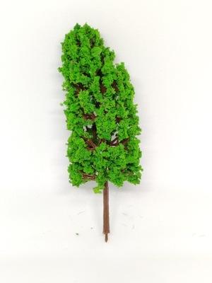 Дерево дерево на макет 100 мм 1 :87 H0 н. Н.
