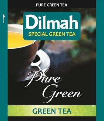 Dilmah Pure Green Tea 5tb после 1 ,5g КОНВЕРТ