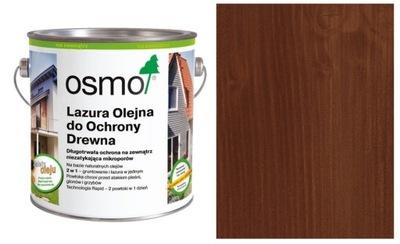MODRÝ NÁTER OSMO na terasy 2.5 L rosewood 727