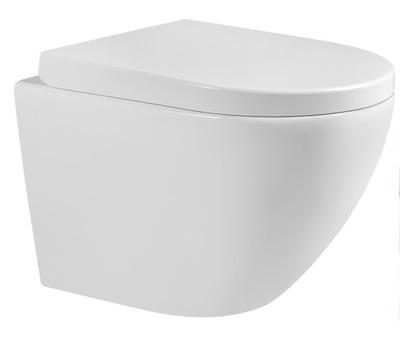 MEXEN Лена миска туалет доска медленно instagram переплет