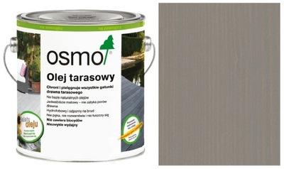OLEJ na terasy 0.75 L OSMO 019 sivá