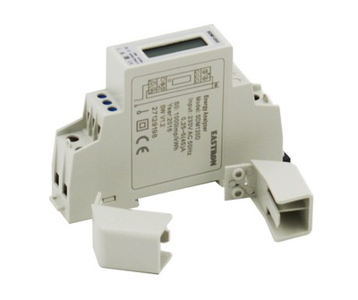 Elektromer 1 fáza, LCD displej, elektronické meter