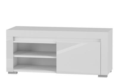 мебель TIRO ATV2 белая тумба RTV столик под тв