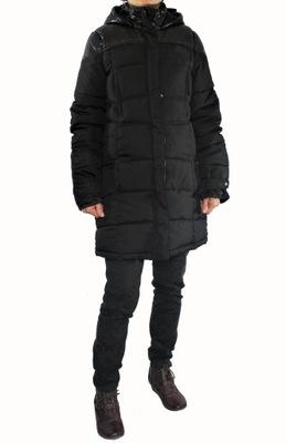 LONSDALE - zimowa kurtka płaszcz puchowa L 40