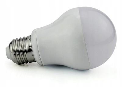 Лампа LED 9 E27 мега комплект 6 штук .