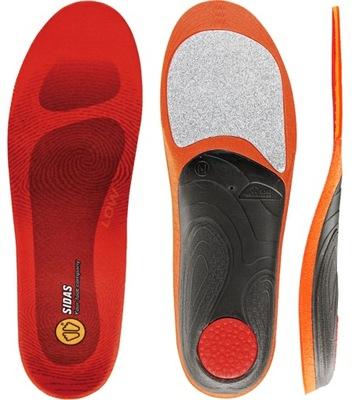 Vložky pre topánky SIDAS Zimné 3Feet Nízkou S 37-38
