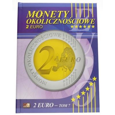 Монеты мероприятия 2 Евро - 7 том E -хобби NEW