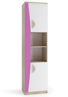 мебель TENUS II TR2D 50 узкий шкаф столбик с шкафчиком