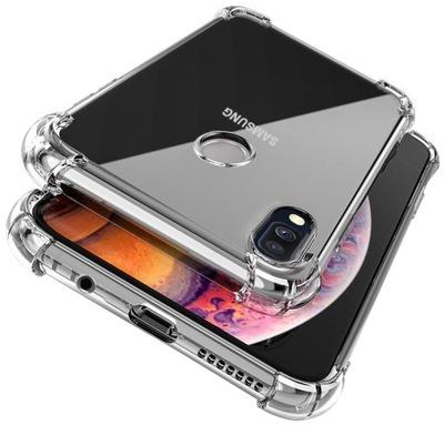 ETUI GUMA ANTI-SHOCK SZKŁO do Samsung Galaxy A20E