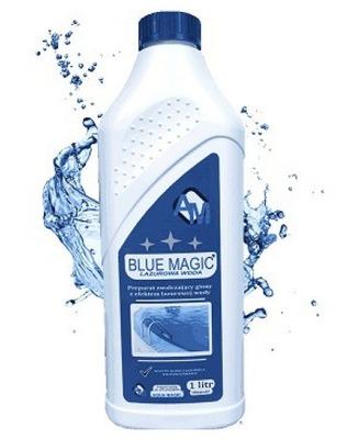BLUE MAGIC 1000 мл на ВОДОРОСЛИ + эффект лазурной Воды