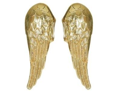 Angel wings Gold štedrý deň Výkon 64x70