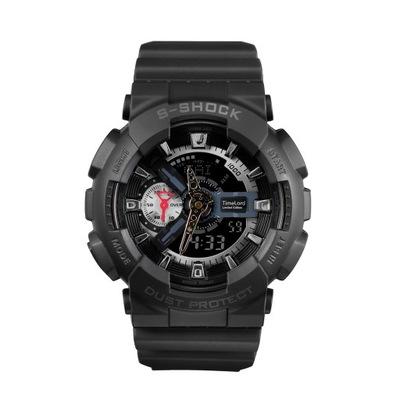 Męski zegarek wodoodporny 50WR SHOCK wytrzymały