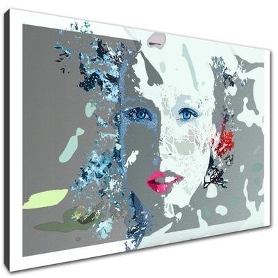 Obraz Nowoczesna Kobieta 90x60