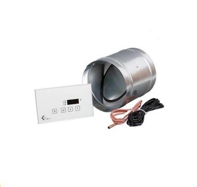 Regulátor rýchlosti - Krbový regulátor s filtrom 150 MSK / GLASS
