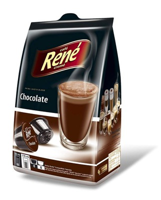 Rene капсулы Dolce Gusto Chocolate 16 штук