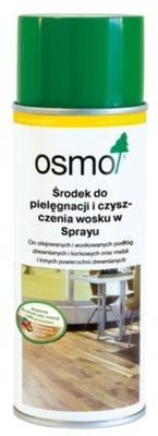 SPREJ OSMO čistenie podláh woskowanych 0.4 L