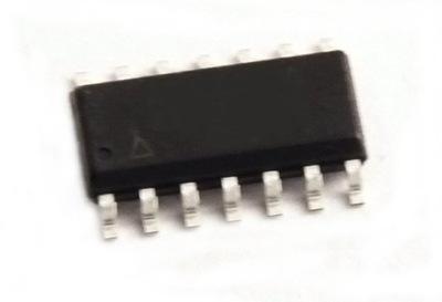 Wzmacniacz operacyjny LM324 SMD Quad SO14 - 4457456706