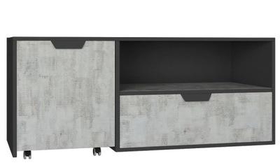 мебель системные NANO 10 низкий шкаф столик RTV