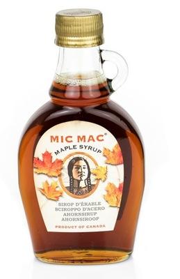 сироп кленовый 250г Mic MAC оригинальный канадский