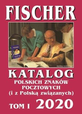 Каталог почтовых марок Фишер 2020 - ТОМ И