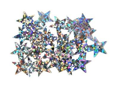 СТРАЗЫ звезды МЕТАЛЛИЧЕСКИЕ 7мм 700szt 7Cg2sr