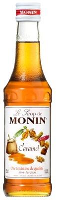 сироп вкусовой Monin Карамельный 250 мл для кофе