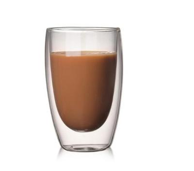 Стакан термическая 450 мл ??? кофе латте (I062)