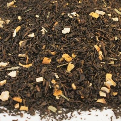 Herbata czerwona aromatyzowan PU-ERH CYTRYNOWA 1kg