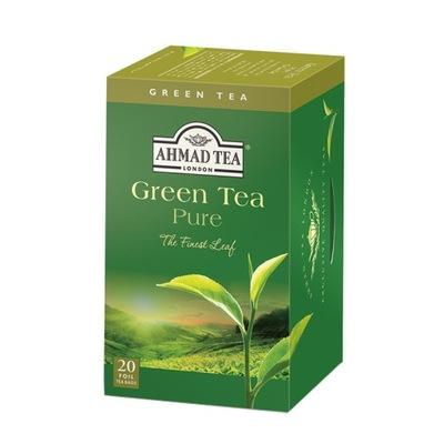 АХМАД чай зеленый 20 трасса KOPERTOWANA Проверьте !