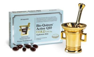 Bio-Quinon Active Gold 100 mg Koenzymu Q10 #APTEKA