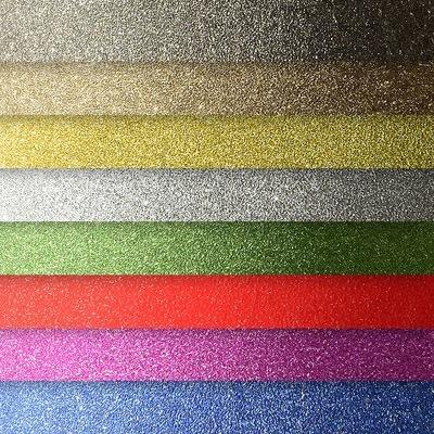 Papier brokatowy samoprzylepny A4 10 mix kolorów