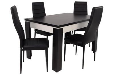 современный стол Кухня ?????????? и 4 стулья