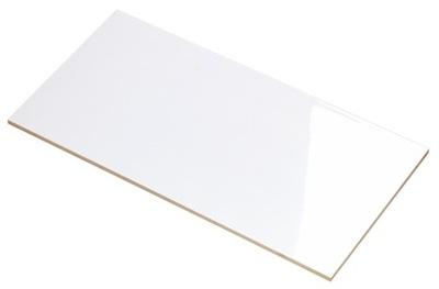 Кафель белая глянцевая 30x60 см rekt. блеск 24
