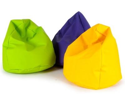 комплект 3 мини Кресло SAKO 50см пуф ПУФЫ мешок