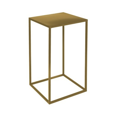 Stojan LOFT stojan 40cm zlatý