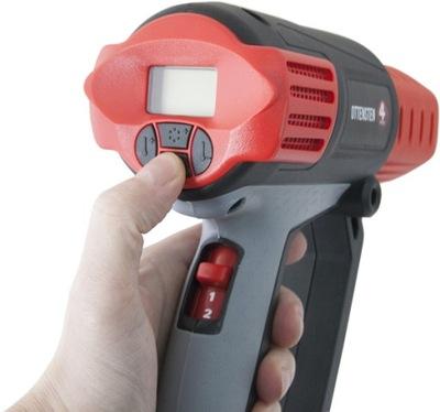 Пистолет горячего воздуха электрическая 2000W ?? ? регулировкой +