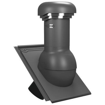 Ventilátor Pro DN 150 mm na Braas Turmalin